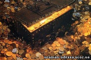Не найденные клады Одессы