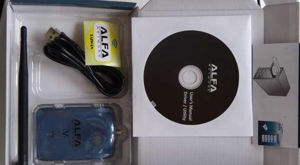 Alfa awus 036NHV